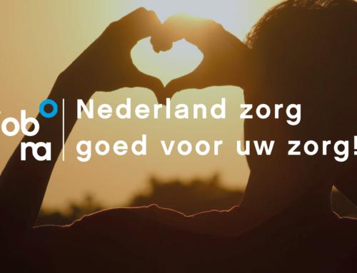Nederland zorg goed voor uw zorg!